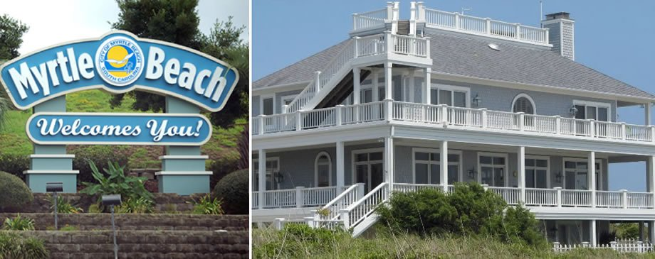 Welcome to the source for Myrtle Beach Real Estate