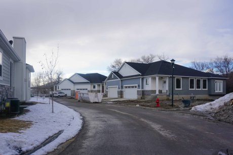 River Meadows townhomes for 55 plus in Alpine Utah in Utah County