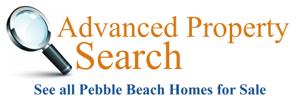 Search all Pebble Beach real estate icon