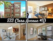 533 Clara Unit #1D, St Louis image