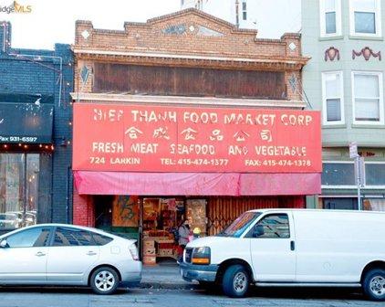 724 LARKIN Street, San Francisco
