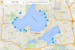 map search of homes for sale, Madison
