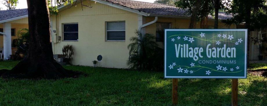 Village Garden Bonita Springs Florida