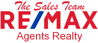 The Sales Team at RE/MAX Agents Realty
