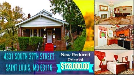 4331 S 37th St, St Louis MO 63116