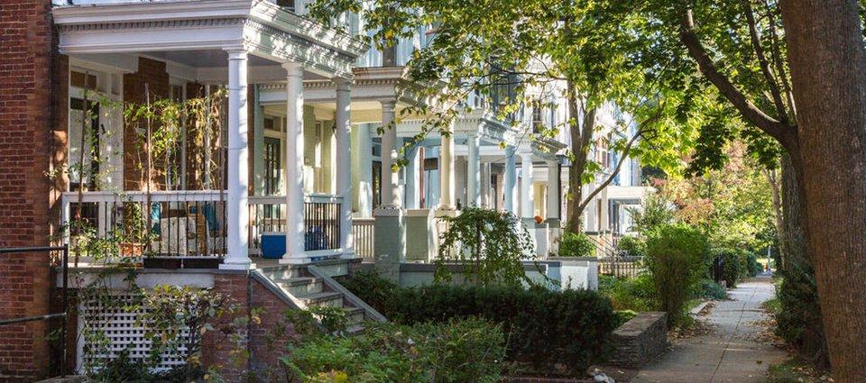 Washington D.C. - Upper Northwest Homes for Sale