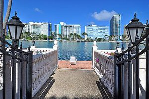 Fishing, boating outlets and dockage on Miami Beach