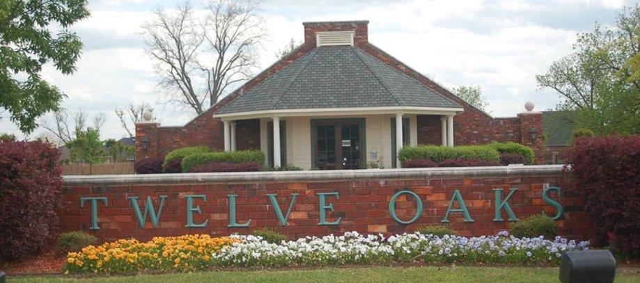 Twelve Oaks Homes for Sale