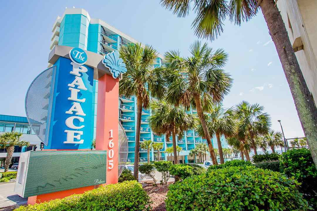 Condos For Sale At The Palace Resort In Myrtle Beach