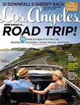 Tricia LaMotte - seen in Los Angeles Magazine