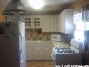 Bad Picture is kitchen - blurry